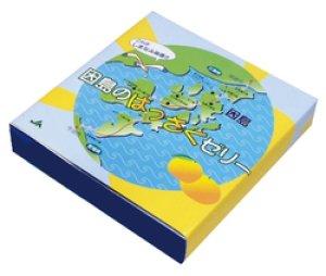 画像2: 因島のはっさくゼリー5個入り フルーツゼリー