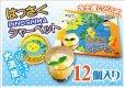 画像1: 「因島 はっさくシャーベット 12個入 果肉入 柑橘 爽やかスイーツ 冷凍ゼリー はっさくゼリー    同梱OK!! (1)
